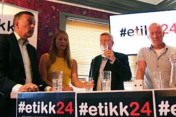 Jan-Erik Larsen mener mediene paralyserer kildene