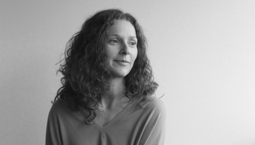Ellen Lande Gossner. Foto: Christina Ulriksen