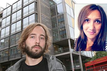 Mina Ghabel Lunde reagerer på uklare intervju=premisser i chat med Harald Klungtveit om @fruhjorth