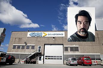 Fotograf nektet inngang til industribedrift på Kongsberg
