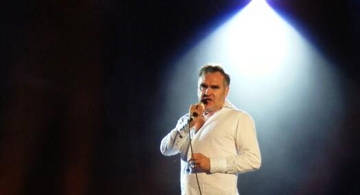 Redaksjoner boikotter Morrissey-konsert i Bergen