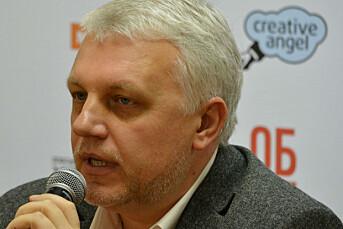 Journalist drept av bilbombe i Kiev