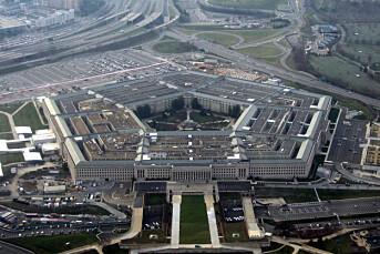 Nå vil Pentagon gi journalister tilbake rettigheter når de er i krig