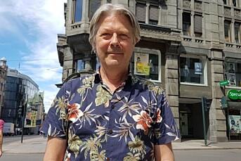 Erik Stephansen rister i journalistenes selvbilde