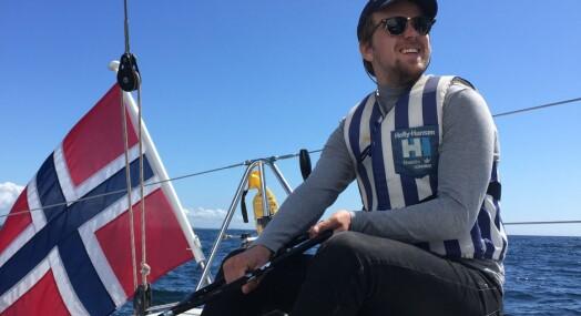 BT-kommentator Mathias Fischer gikk til sjøs