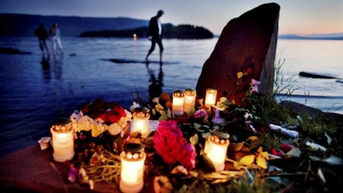 Studie: Dekningen av 22. juli var traumatiserende