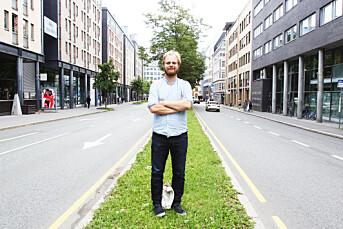 Mímir Kristjánsson slipper roman om VG-journalist som heter Versto