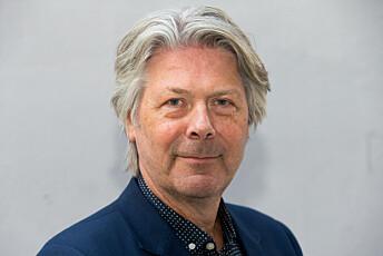 Erik Stephansen, nyhetsredaktør i Nettavisen. Foto: Paul Weaver
