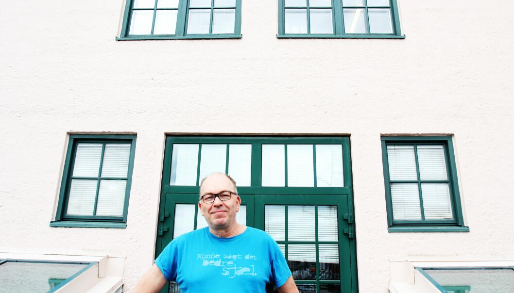 Rune Wikstøl i NTB mener en tittel skal inneholde subjekt og være forklarende. Foto: Martin Huseby Jensen