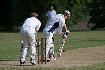Tøffe tider for cricket