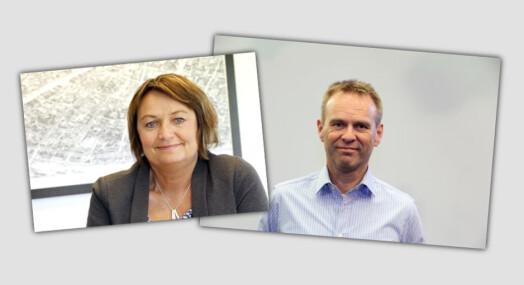 Nye distriktsredaktører i Telemark og Trøndelag