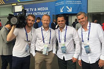 TV 2-redaktør mener UEFA driver med rosemaling av fotball-EM
