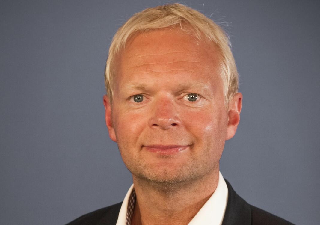 TV 2 har sikret seg rettighetene til norsk ishockey for seks nye år, forteller sportsredaktør Vegard Jansen Hagen. Foto: TV 2