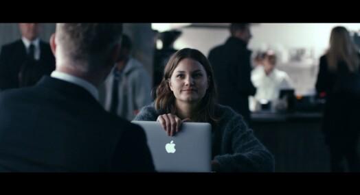 NRK avviser produkt=plassering for Apple i Mammon