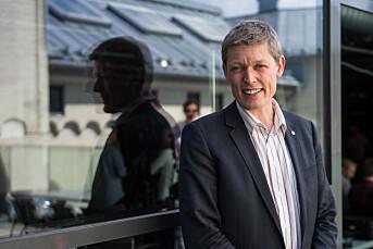 Jens Barland skal lede utvalget som avgjør hvem som får innovasjonsstøtte
