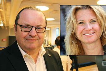Arne Krumsvik og Gunn Enli blant søkerne til lederjobben ved IMK
