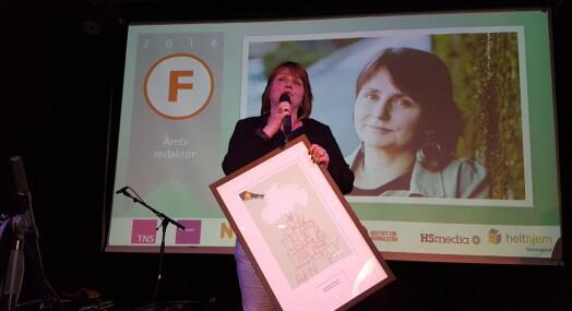 «Jakten på X-klassen» vant årets journalistpris i Fagpressen