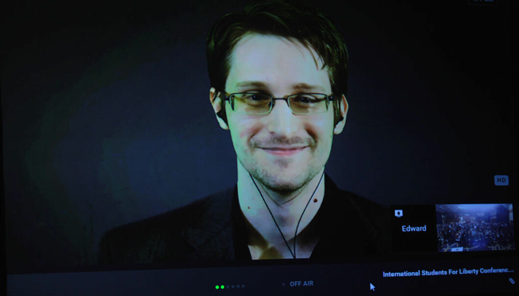 Edward Snowden. Foto: Gage Skidmore - Wikimedia Commons