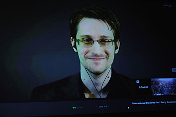 Tingretten avviser å behandle Snowdens sak