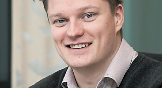 Christian Senning Andersen blir toppleder i Fremover