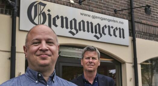 Audun Bårdseth går av som Gjengangeren-redaktør