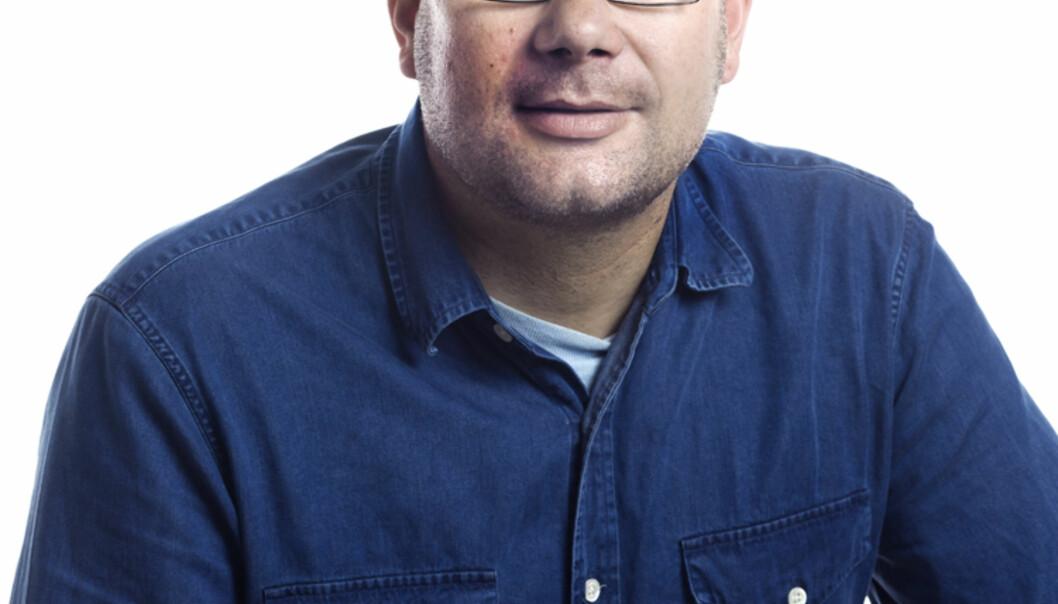 Pål Andreas Mæland, som er ansvarlig for undersøkelsen, synes det er positivt at så mange som 46 prosent sier de har tilgang til et digitalt abonnement. Foto: Bergens Tidende