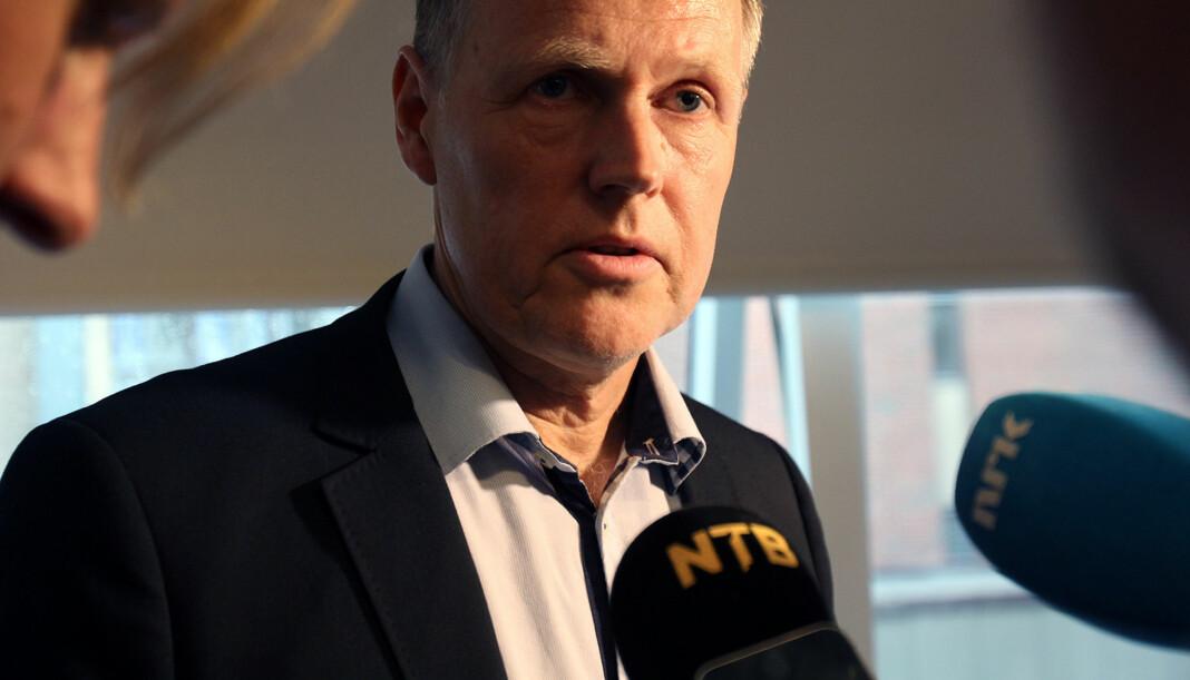 Kirurg Per Kristian Eide vant første runde mot TV 2, men tapte ankesaken. Arkivfoto: Glenn Slydal Johansen