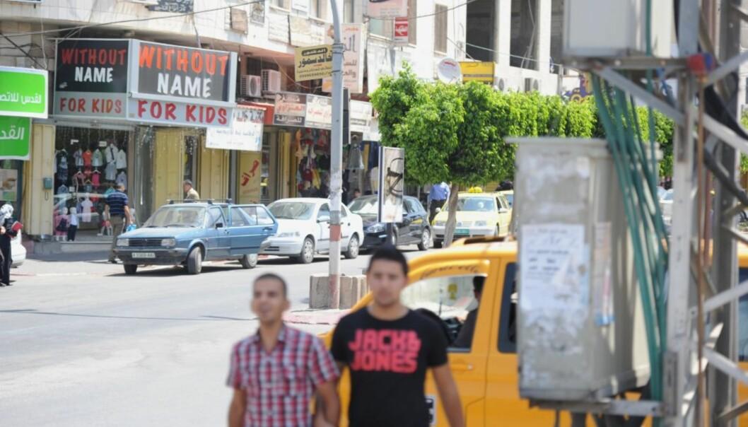 Journalisten ble arrestert ved grensen mellom Vestbredden og Israel. Foto: Flickr.com/Cretaive Commons/James Emery