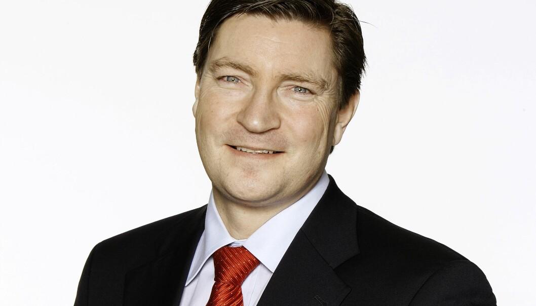 Christian Tybring-Gjedde mener mediene svikter i beskrivelsen av flyktningsituasjonen. Foto: Wikimedia Commons