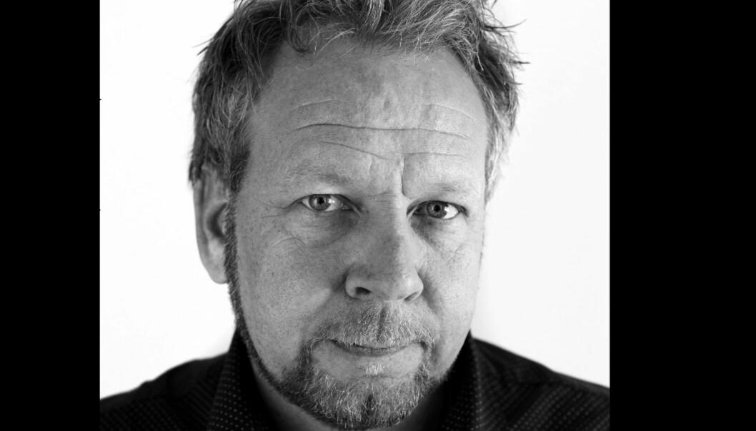 Espen Sandli tar over jobben til Asbjørn Halvorsen. Foto: Privat.