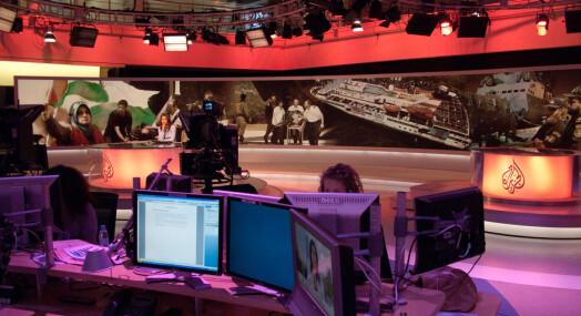 Irak forbyr Al Jazeera etter ufordelaktig dekning