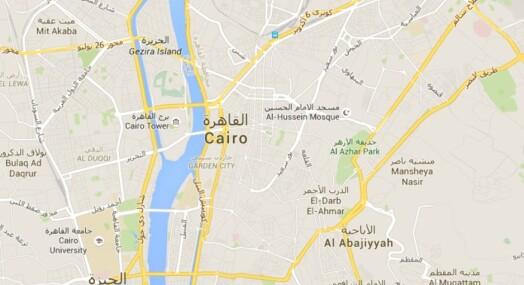 Dansk journalist løslatt etter pågripelse i Kairo