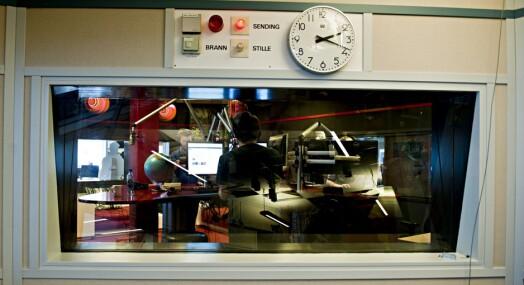 Halve landet kan bli uten lokalradio