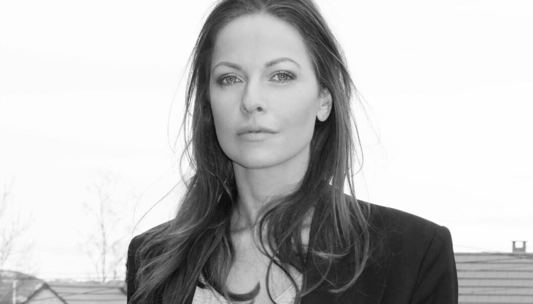 Linn de Lange vil fortsette arbeidet med å få flere kvinner opp og fram i mediebransjen.