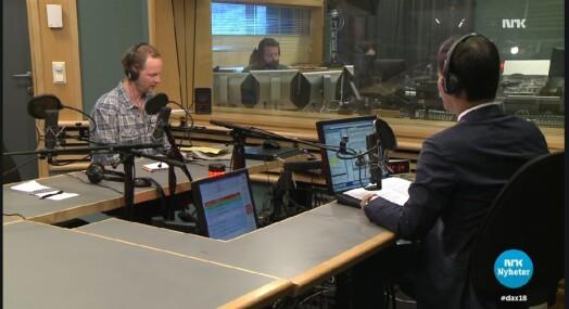 Redaktøren i Valdres klager Dax18-innslag inn for PFU
