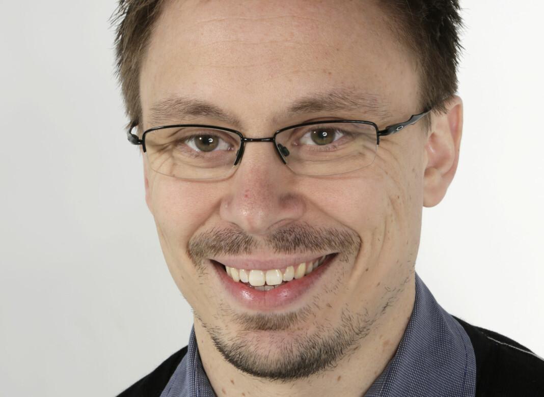 Teknologidirektør Digitalt i Aller, Geir Wiksén.