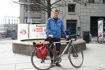 Reportasjereise på hjul gjennom 700 mil