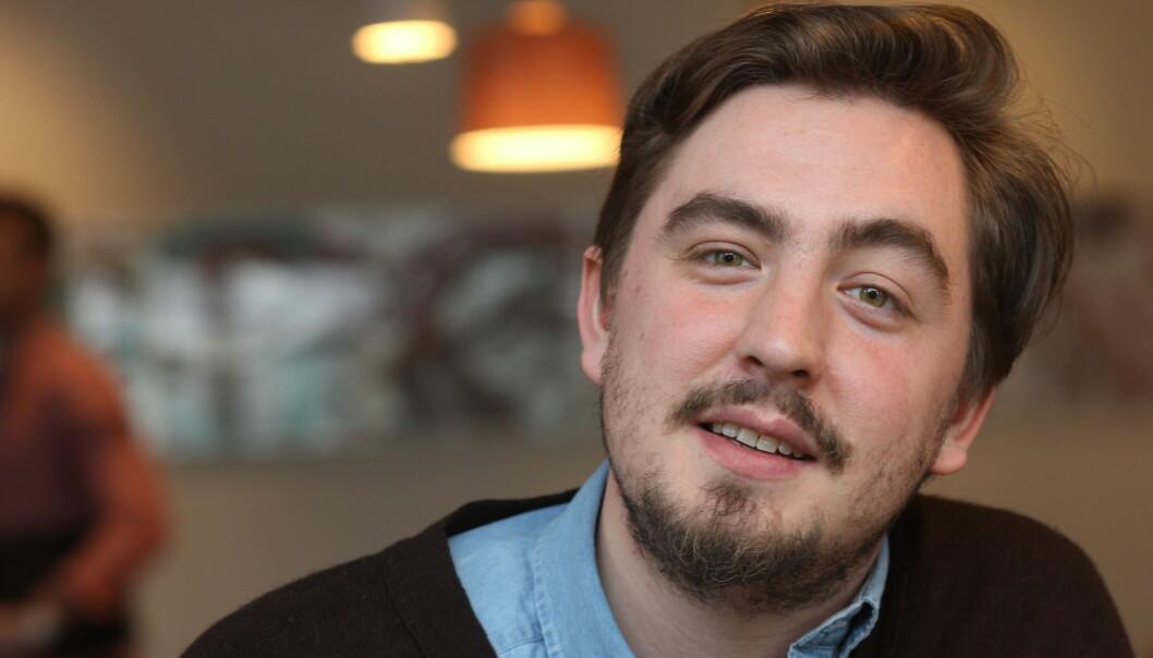 Viralgranskning er gull for mediene, mener Jack Werner. Foto: Martin Huseby Jensen