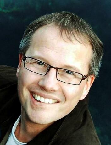 Ole Knut Alnæs, redaktør i Tidens Krav. Foto: Privat