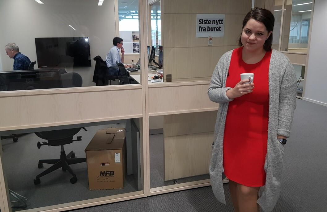 Aftenposten-gravejournalist Nina Selbo Torset ble på onsdagens digitale årsmøtet valgt til ny leder for Skup.