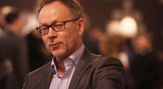 John Arne Markussen vil lese at Senterpartiet kjøper Klassekampen