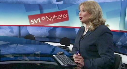 Sveriges Television med