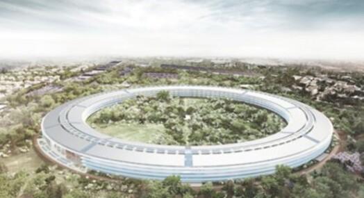 Apple fra garasje til romskip på 40 år