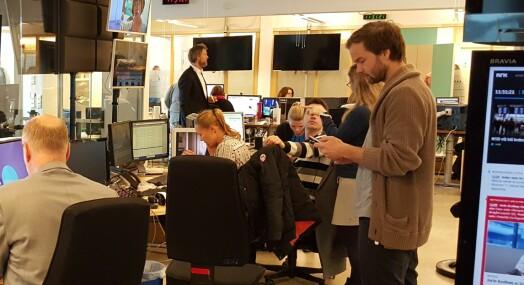 – Alle i NRK skal ha nødvendig kompetanse