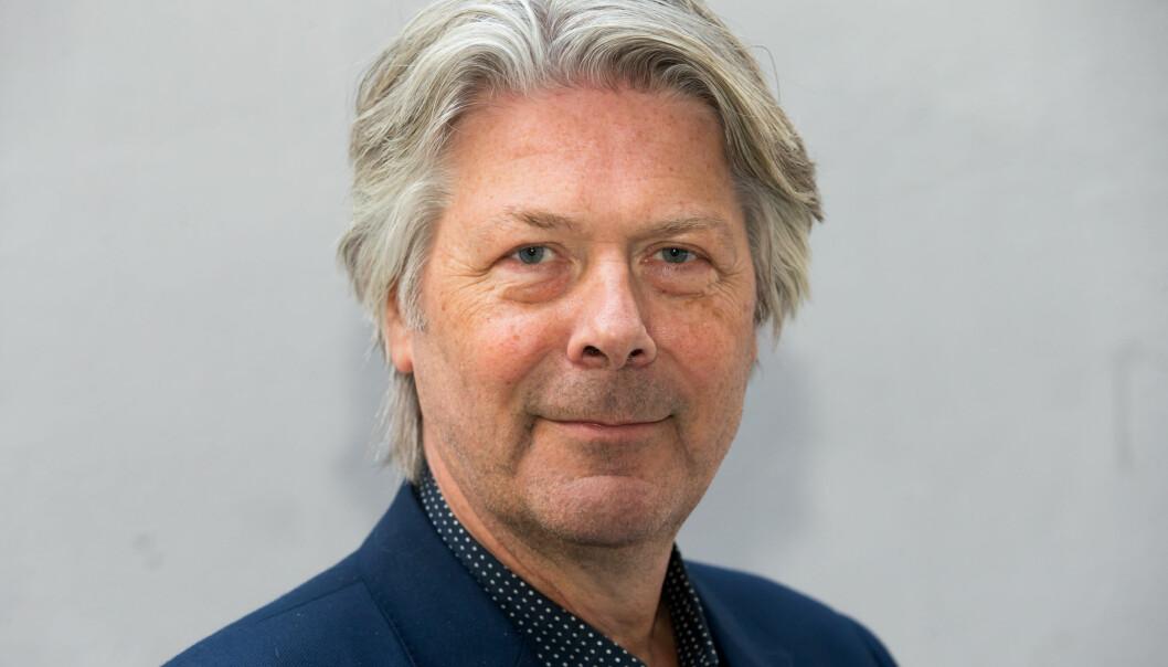 Nyhetsredaktør Erik Stephansen i Nettavisen mener Oslo-politiet burde tatt en runde med mediene om sin nye mediestrategi. Foto: Paul Weaver
