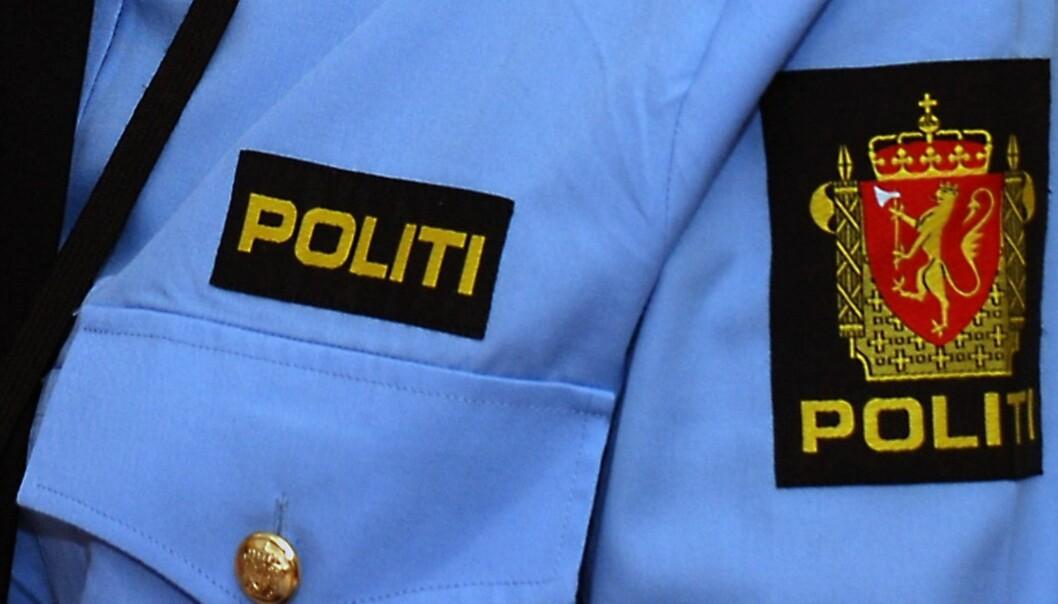 Illustrasjonsfoto: Flickr.com/Creative Commons/Politiet