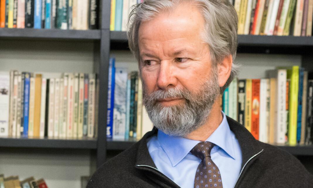 Ole Jacob Sunde er ny styreleder for The Guardian-eier