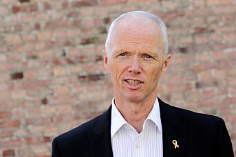 Robert Mood mener Kjetil B. Alstadheims kommentar forsøker å hogge hodet av ham