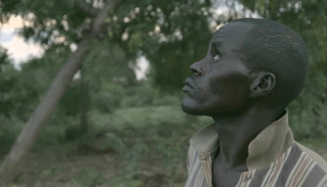 Med dokumentaren omden kenyanske bonden Kisilu og hans familie vant NRK årets dokumentar/serie. Foto: Julie Lunde Lillesæter