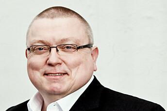 Ole Petter Pedersen, utviklingsredaktør i Kommunal Rapport. Foto: Magnus Knutsen Bjorke